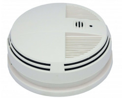 Zone Shield Wi-Fi Night Vision Smoke Detector