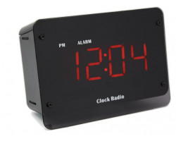 Zone Shield Wi-Fi Night Vision Cube Clock