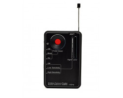 Lawmate RD-10 RF and Camera Detector