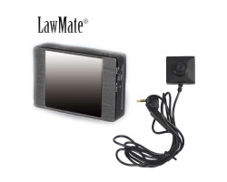 Lawmate PV-500L3 DVR & Button Cam Kit